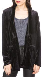 Dámske  Agnes Blejzer Vero Moda -  čierna