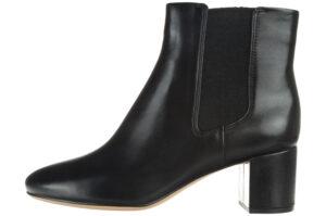 Dámske  Orabella Anna Členková obuv Clarks -  čierna