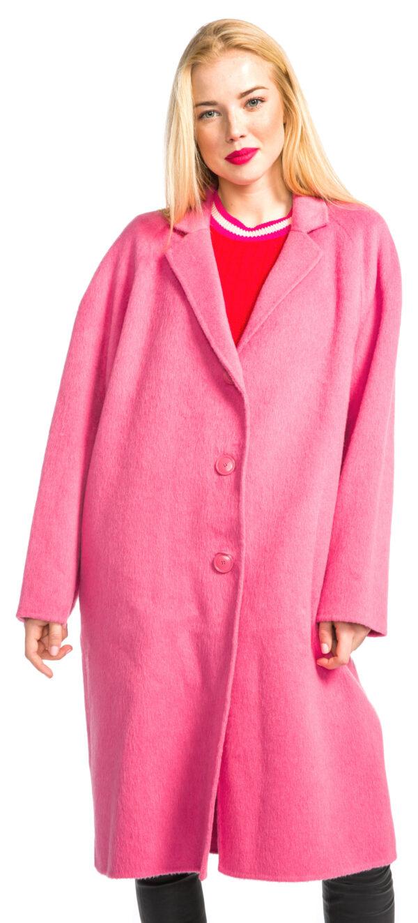 Dámske  Marte Kabát Pinko -  ružová