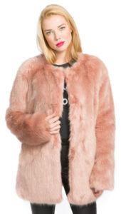 Dámske  Eco Kabát Pinko -  ružová