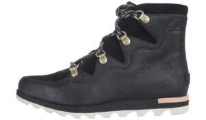 Dámske  Sneakchic Alpine Členková obuv Sorel -  čierna