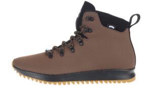 Pánske  Apex Členková obuv Native Shoes -  hnedá