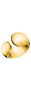 Dámske  Prsteň Calvin Klein -  zlatá