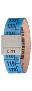Pánske  Australian Cyan Náramok Il Centimetro -  modrá