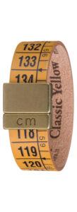 Pánske  Classic Yellow Náramok Il Centimetro -  žltá