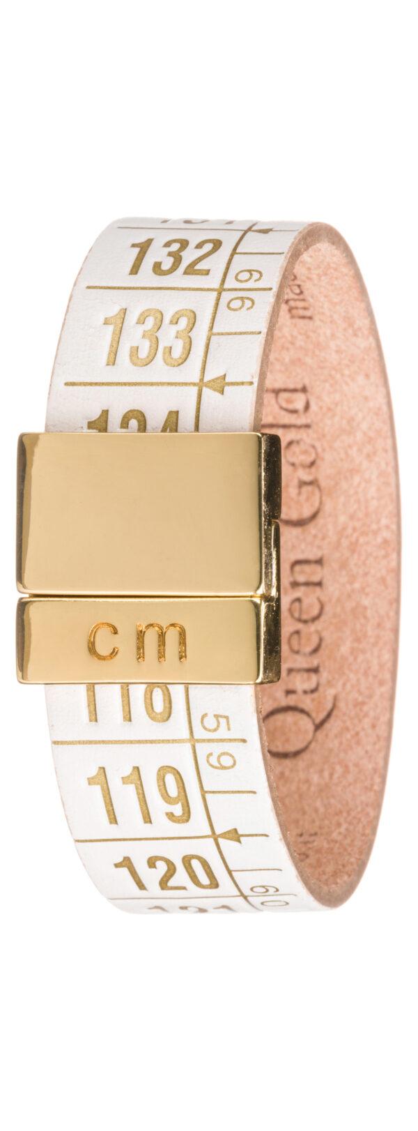 Pánske  Little Queen Gold Il Centimetro -  biela