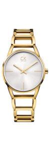 Dámske  Stately Hodinky Calvin Klein -  zlatá