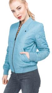 Dámske  Rackam Bunda G-Star RAW -  modrá