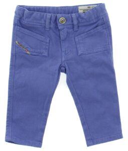 Dievčenské  Jeans detské Diesel -  fialová