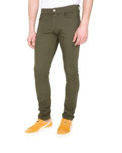 Pánske  370 Nohavice Trussardi Jeans -  zelená