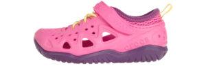 Dievčenské  Swiftwater Play Crocs detské Crocs -  ružová