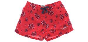 Dievčenské  Šortky detské Pepe Jeans -  červená