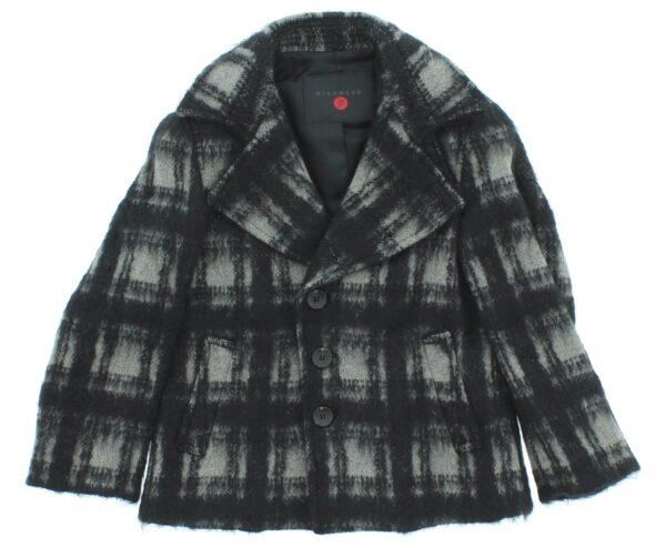 Dievčenské  Kabát detský John Richmond -  čierna šedá