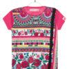 Dievčenské  Dakota Tričko detské Desigual -  ružová viacfarebná