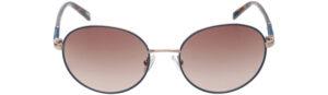 Dámske  Slnečné okuliare Gant -  modrá viacfarebná