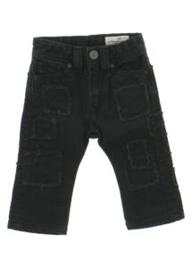 Chlapčenské  Jeans detské Diesel -  čierna