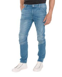 Pánske  5620 Elwood 3D Jeans G-Star RAW -  modrá