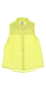 Dievčenské  Blúzka detská Pepe Jeans -  žltá