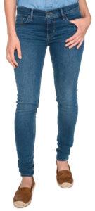 Dámske  710 Jeans Levi's -  modrá