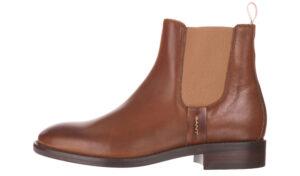 Dámske  Fay Kotníková obuv Gant -  hnedá