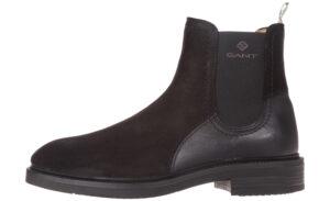 Pánske  Martin Kotníková obuv Gant -  čierna