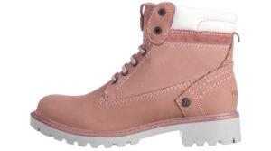 Dámske  Creek Členková obuv Wrangler -  ružová