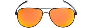 Dámske  Elmont™ Large Slnečné okuliare Oakley -  čierna oranžová