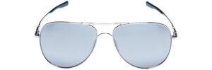 Pánske  Elmont™ Large Slnečné okuliare Oakley -  strieborná