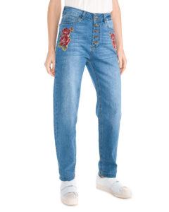 Dámske  Greta Jeans Desigual -  modrá