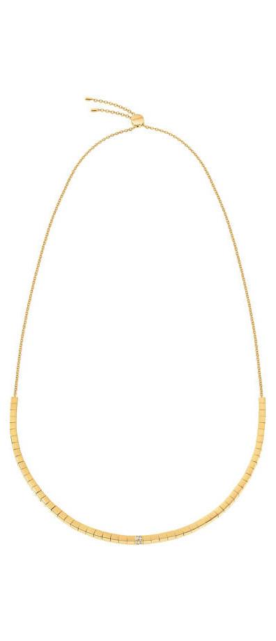 Dámske  Náhrdelník Calvin Klein -  zlatá