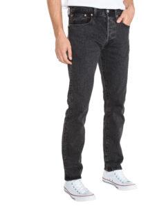 Pánske  501® Jeans Levi's -  čierna