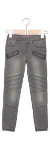 Dievčenské  Jeans detské Guess -  šedá