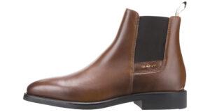 Pánske  James Členková obuv Gant -  hnedá