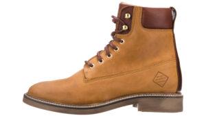 Dámske  Ashley Členková obuv Gant -  hnedá