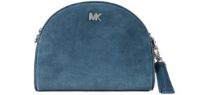 Dámske  Ginny Medium Cross body bag Michael Kors -  modrá