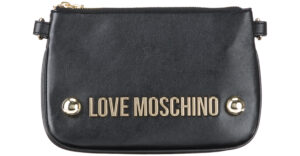 Dámske  Cross body bag Love Moschino -  čierna