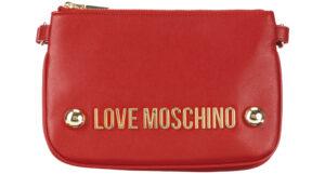 Dámske  Cross body bag Love Moschino -  červená