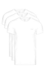 Pánske  Spodné tričko 3 ks Diesel -  biela