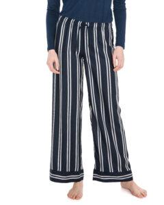 Dámske  Woven Nohavice na spanie Tommy Hilfiger -  modrá