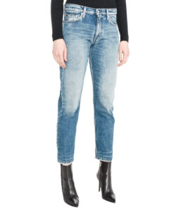Dámske  061 Jeansy Calvin Klein -  modrá