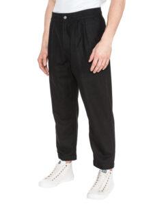 Pánske  Nohavice Calvin Klein -  čierna