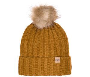 Dámske  Limelight Zimná čiapka Helly Hansen -  žltá oranžová