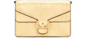 Dámske  Ambrine Cross body bag Coccinelle -  zlatá