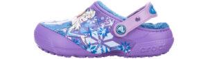 Dievčenské  Frozen Crocs detské Crocs -  fialová