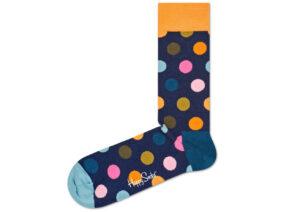 Pánske  Big Dot Ponožky Happy Socks -  viacfarebná
