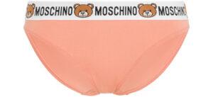 Dámske  Nohavičky Love Moschino -  béžová oranžová