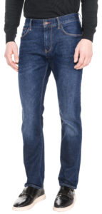 Pánske  Jeans Tommy Hilfiger -  modrá
