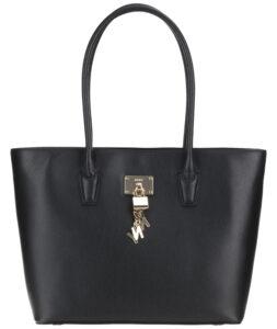 Dámske  Elissa Large Kabelka DKNY -  čierna
