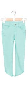Dievčenské  Jeans detské Guess -  modrá zelená