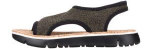 Dámske  Oruga Sandále Camper -  zelená